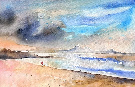 Miki De Goodaboom - Beach in Lanzarote