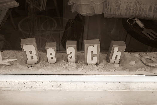 John Cardamone - Beach