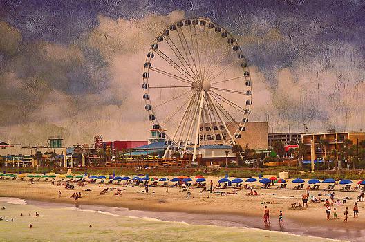 Beach Life by Kathy Jennings