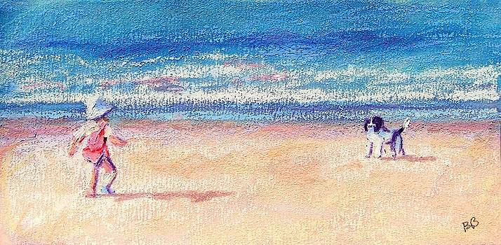 Beach Meeting by Bethany Bryant