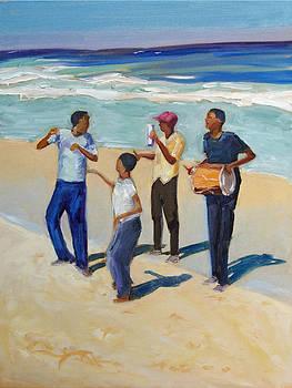 Beach Music by Sarah Sheffield