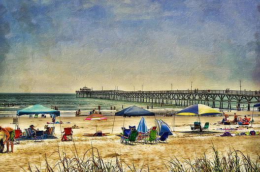 Beach People by Kathy Jennings
