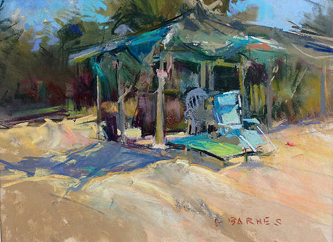 Beach Retreat by Greg Barnes