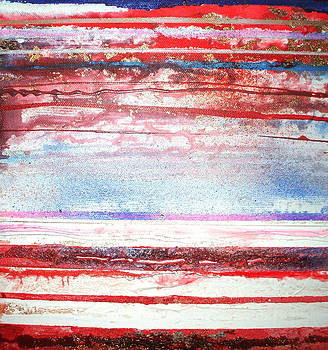 Beach Rhythms and textures no13 by Mike   Bell