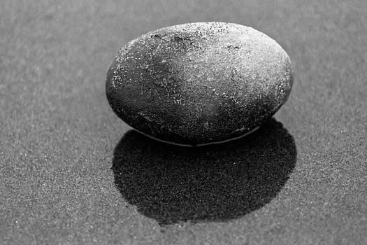 John Daly - Beach Rock and Shadow