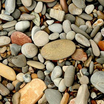 Art Block Collections - Beach Rocks