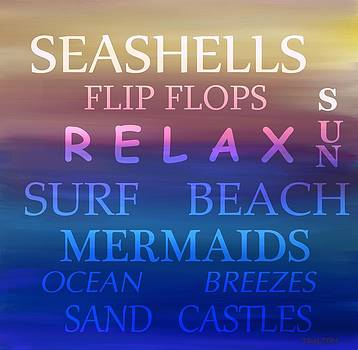 Beach Rules by Traci Dalton