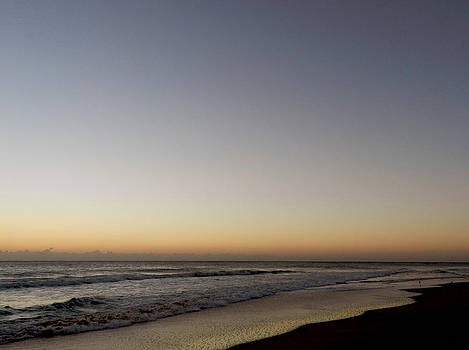 Stuart Brown - Beach Scene # 1