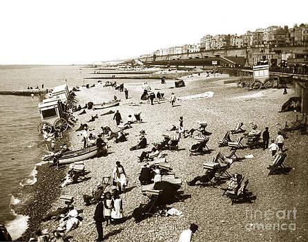 California Views Mr Pat Hathaway Archives - Beach sean France  circa 1900