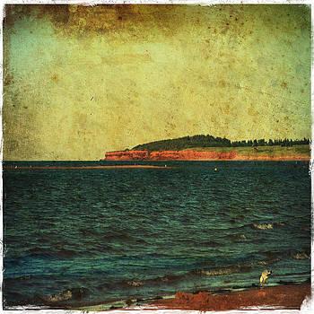 Laura Carter - Beach Seascape Ocean Photograph Fine Art Print