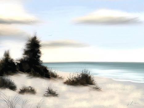 Beach Study by Greg Neal