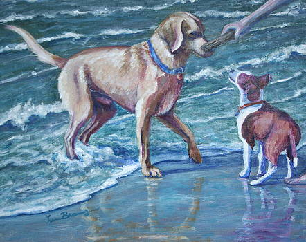 Beach Time by Lisa Browning