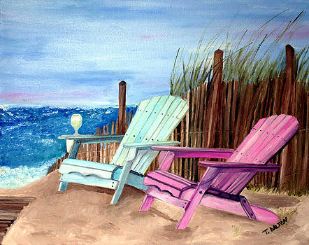 Beach Time by Traci Dalton