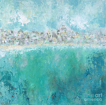 Beach Town by Kirsten Reed