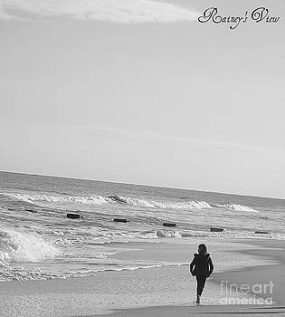 Beach Walk by Lorraine Heath