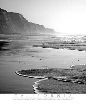Beach Waves by Kimberly Blom-Roemer