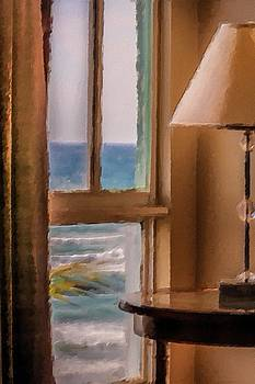 Beach Window by Andrea  OConnell