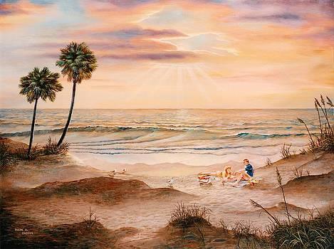 Beachcombers by Duane R Probus