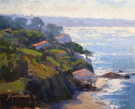 Beachfront by Sharon Weaver