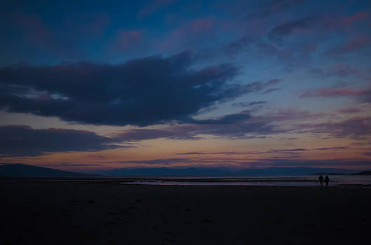 Marilyn Wilson - Vancouver Island Sunset