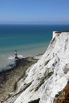 James Brunker - Cliffs at Beachy Head East Sussex