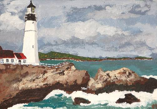 Beacon of Love by Cynthia Morgan