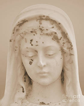 Beaded Angel Peach by Josephine Cohn