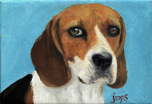 Beagle by Jean  Smith