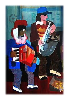 Val Byrne - Beale Street Blues