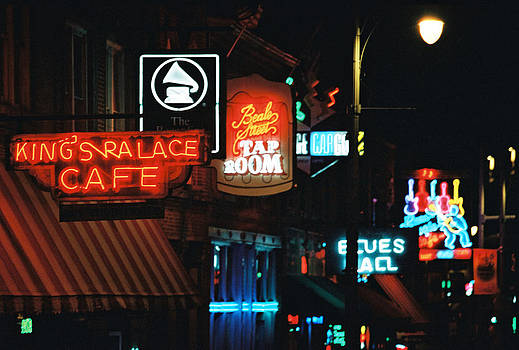Beale Street by Keith May