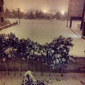 @beamman #amman #jordan #snow by Abdelrahman Alawwad
