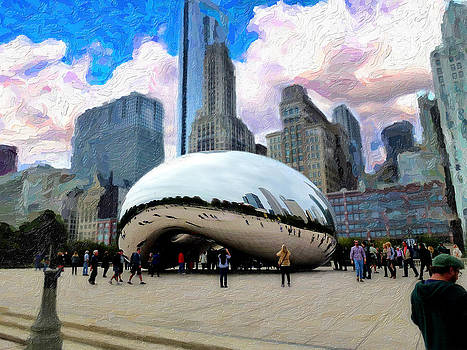 Bean There by Cary Shapiro