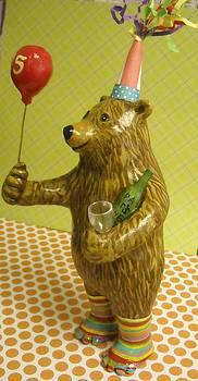 Bear Birthday by Sandra Oropeza