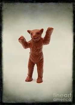 BERNARD JAUBERT - Bear figurine