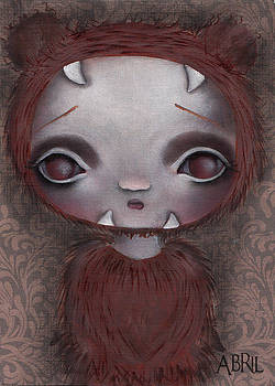 Abril Andrade Griffith - Bear Girl