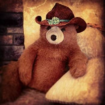 Bear Kickin' Back by Paul Cutright