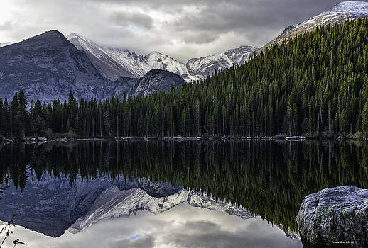 Bear Lake by Tom Wilbert