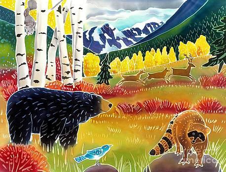 Harriet Peck Taylor - Bear Meets Raccoon
