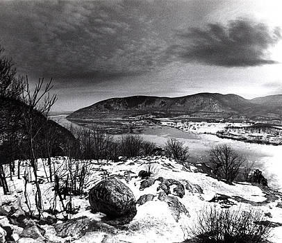 Bear Mountain  New York by Steven Huszar