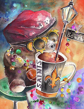 Miki De Goodaboom - Bear on Bourbon