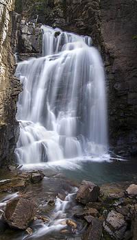 Beartooth Falls by Stephanie Thomson