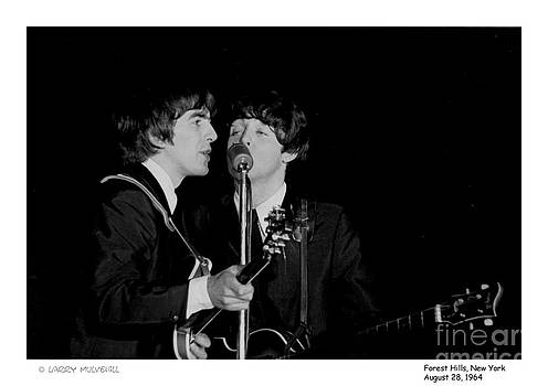 Larry Mulvehill - Beatles - 1