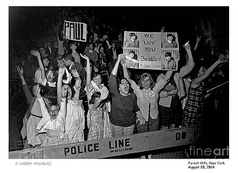Larry Mulvehill - Beatles Crowd - 2