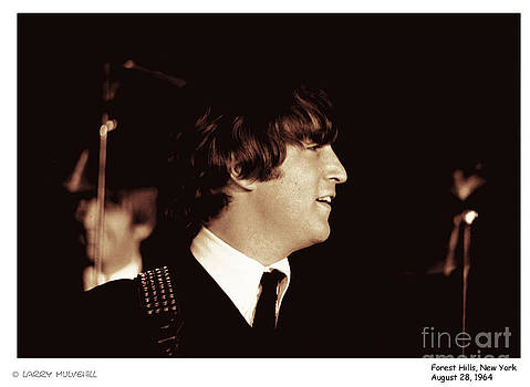 Larry Mulvehill - Beatles John Color