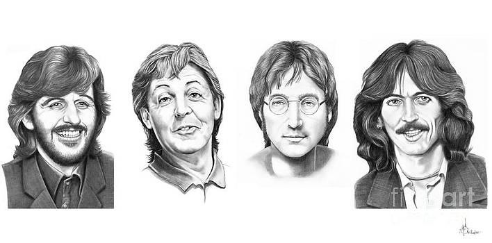 Beatles by Murphy Elliott