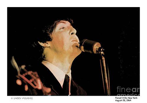 Larry Mulvehill - Beatles Paul Color