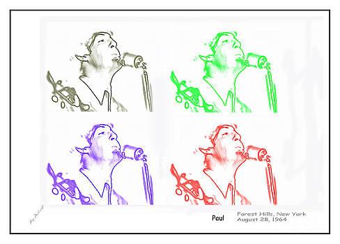 Larry Mulvehill - Beatles - Paul McCartney