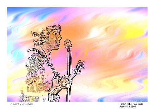 Larry Mulvehill - Beatles Rainbow George