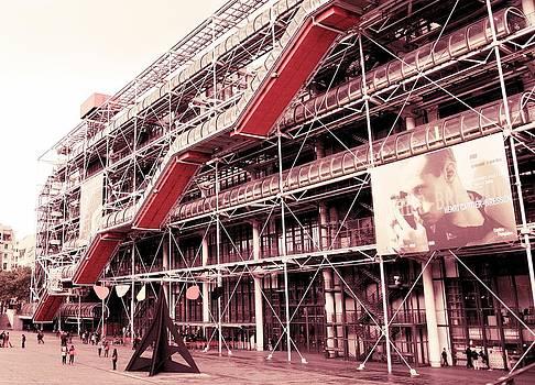Beaubourg by Paris Color