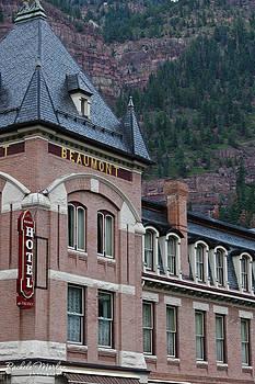 Beaumont Hotel by Rachele Morlan